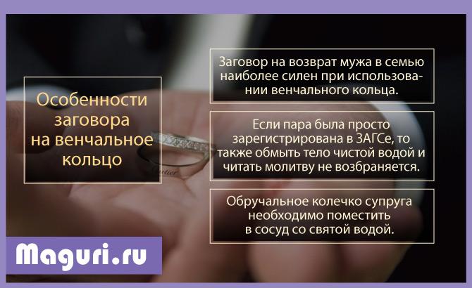 На кольцо