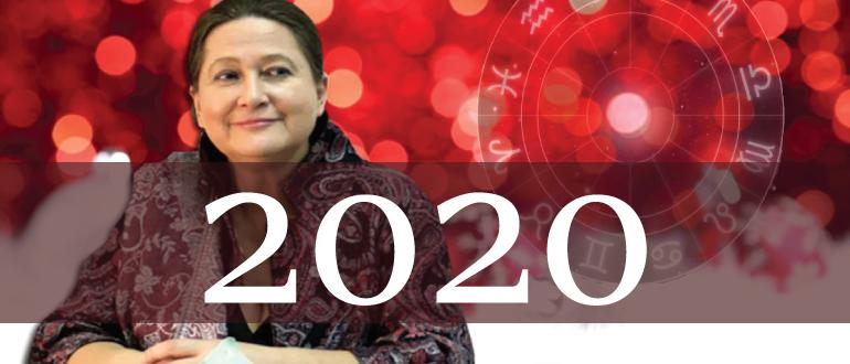 Гороскоп от Тамары Глоба на 2020